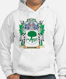 Connor Coat of Arms - Family Cre Jumper Hoody
