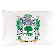 Connor Coat of Arms - Family Crest Pillow Case