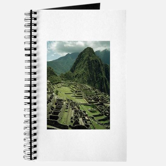 MACHU PICCHU Journal