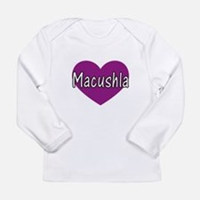 M m Long Sleeve Infant T-Shirt