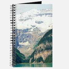 mountain landscape lake louise Journal