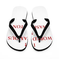 washington Flip Flops