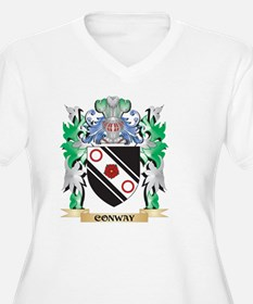 Conway Coat o Plus Size T-Shirt