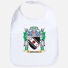 Conway Coat of Arms - Family Crest Bib