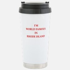 rhode island Travel Mug