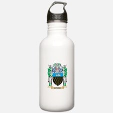Cooke Coat of Arms - F Water Bottle