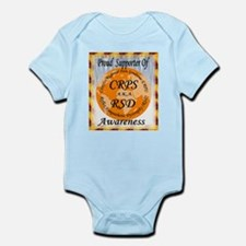 Proud Supporter of CRPS RSD Awareness Body Suit