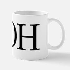 Unique Hoh Mug