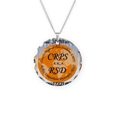 Proud Supporter of CRPS RSD Necklace