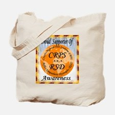 Proud Supporter of CRPS RSD Awareness Tote Bag