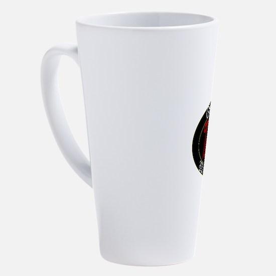 Cute Funny designs 17 oz Latte Mug