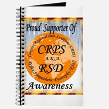 Proud Supporter of CRPS RSD Awareness Journal