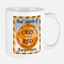 Proud Supporter of CRPS RSD Awareness Mugs