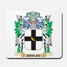 Copley Coat of Arms - Family Crest Mousepad