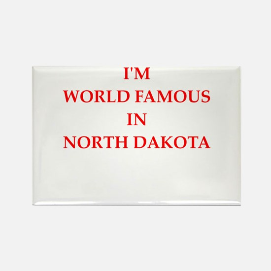 north dakota Magnets