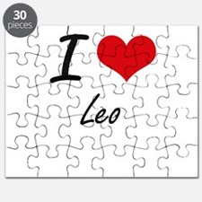 I Love Leo Puzzle