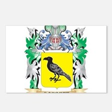 Corbett Coat of Arms - Fa Postcards (Package of 8)