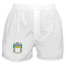 Corbin Coat of Arms - Family Crest Boxer Shorts
