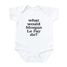 Morgan Lefay Infant Bodysuit