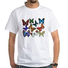 Funny Butterfly Shirt