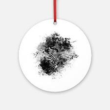 Cute Albanian Round Ornament