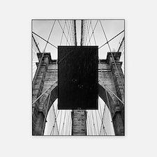 Brooklyn Bridge New York City close Picture Frame