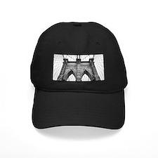Brooklyn Bridge New York City close up a Baseball Hat