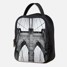 Brooklyn Bridge New York City c Neoprene Lunch Bag