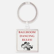 ballroom dancing Keychains
