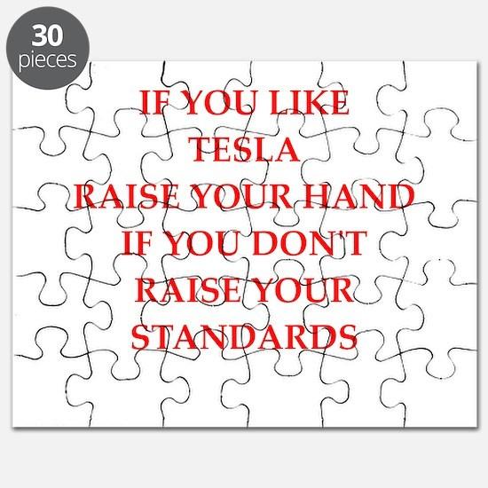 tesla Puzzle