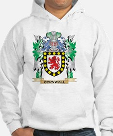 Cornwall Coat of Arms - Family C Hoodie