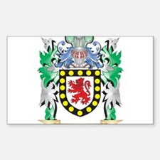 Cornwall Coat of Arms - Family Crest Decal