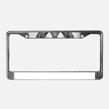 Brooklyn Bridge New York City License Plate Frame