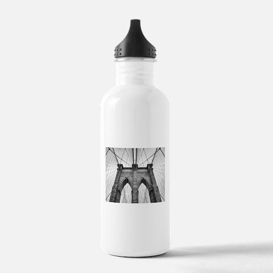 Brooklyn Bridge New Yo Water Bottle