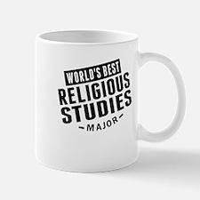 Worlds Best Religious Studies Major Mugs