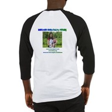 Support Our Family Baseball Jersey