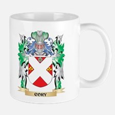 Cory Coat of Arms - Family Crest Mugs