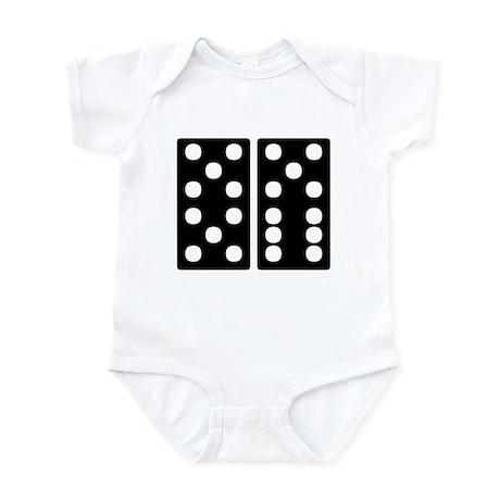 21 Dominoes Infant Bodysuit