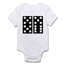 21 Dominoes  Infant Bodysuit