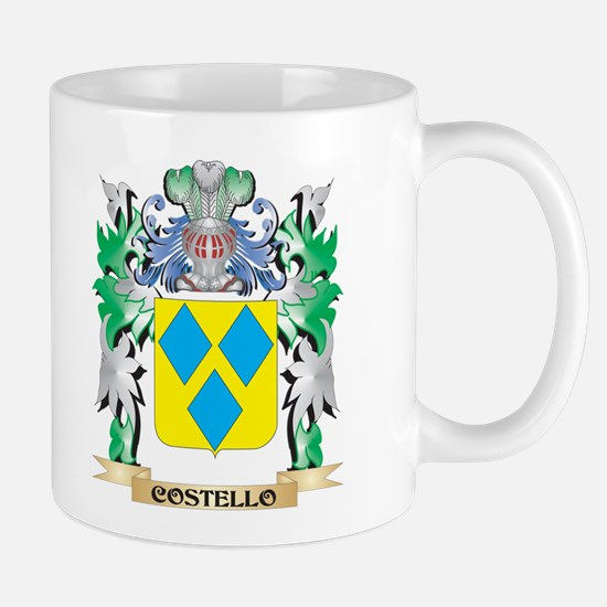 Costello Coat of Arms - Family Crest Mugs