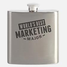 Worlds Best Marketing Major Flask