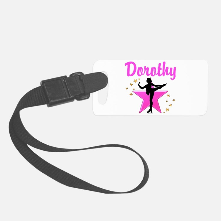 AWESOME SKATER Luggage Tag