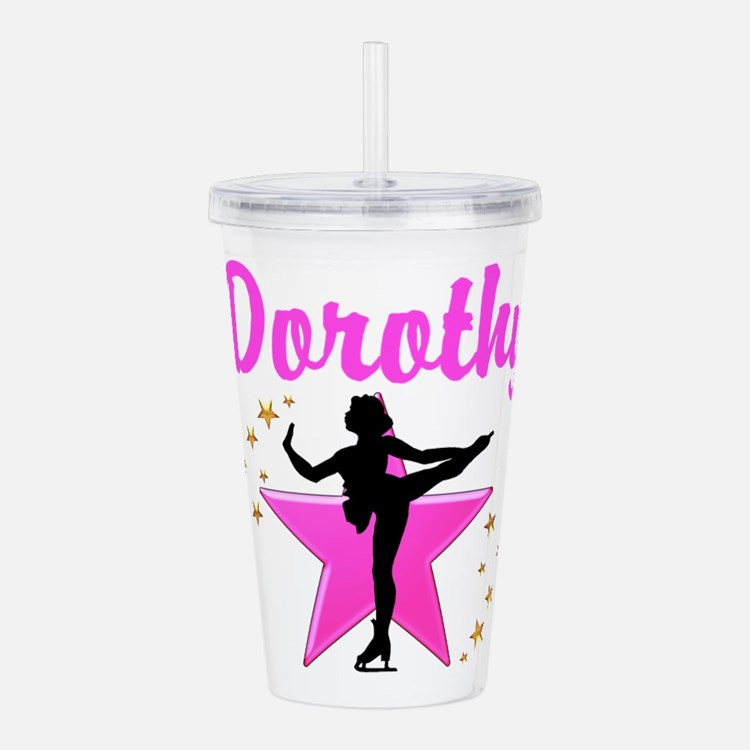 AWESOME SKATER Acrylic Double-wall Tumbler