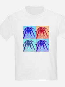 Rosehair Pop Art T-Shirt