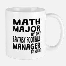 Math Major Fantasy Football Mugs