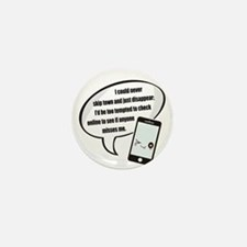 Disappear Quote Mini Button (10 pack)