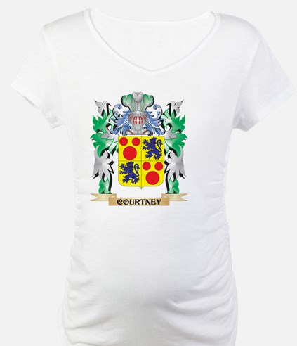 Courtney Coat of Arms - Family C Shirt