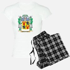 Courtney Coat of Arms - Fam Pajamas