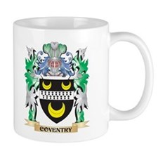 Coventry Coat of Arms - Family Crest Mugs
