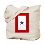 Military service Tote Bag